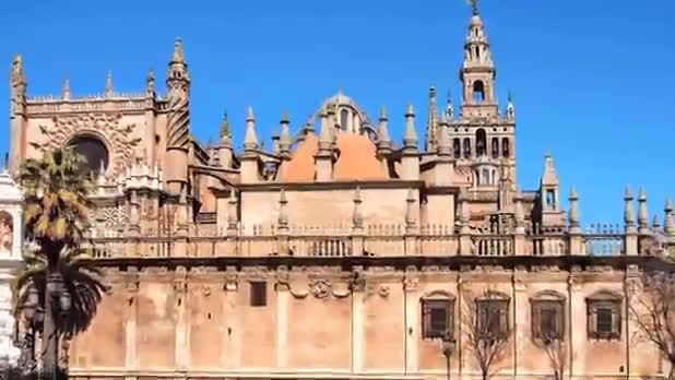 Seville – Top 5 Travel Attractions