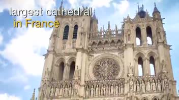 Amiens Cathedral - Great Attractions (France)