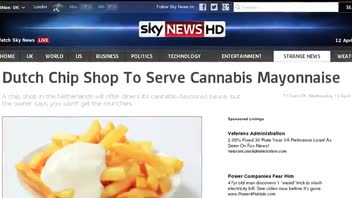 Chip Shop Slated to Serve Cannabis Mayonnaise