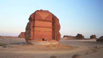 Archaeological Site of Madain Saleh - Great Attractions (Saudi Arabia)
