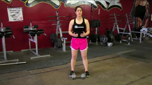 How to Do Deadlift - Women's Fitness