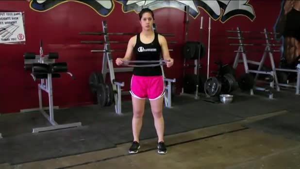 How to Do Lateral Monster Walks - Women's Fitness