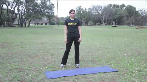 How to Perform Knee to Chest Exercise - Women's Fitness