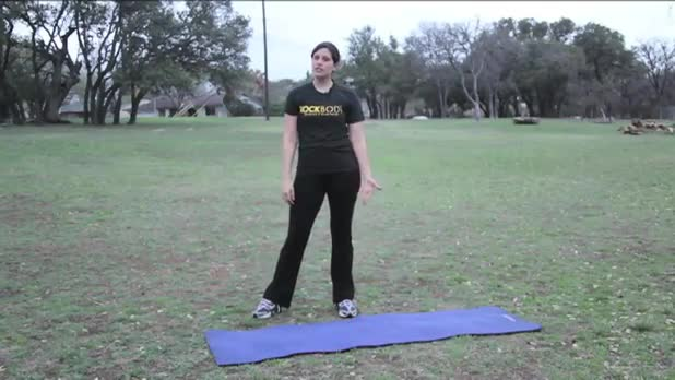 How to Perform Tricep Stretch - Women's Fitness