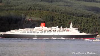 QE2 Could Possibly Be Cashed in For Scrap Metal