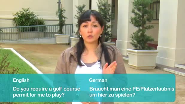 5 German Phrases to Know When Golfing