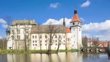 Blatna Castle - Great Attractions (Czech Republic)