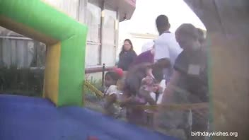 Charity Throws Birthday Parties for Homeless Children