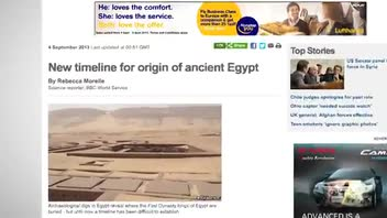 Ancient Egypt Gets a New Timeline