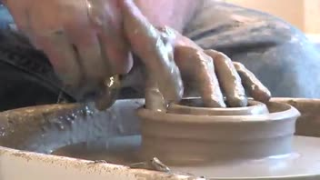 Pottery: How to Make a Double-Walled Vessel