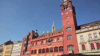City Hall of Basel - Great Attractions (Basel, Switzerland)