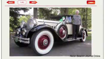102-Year-Old Drives 82-Year-Old Car