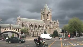 800-Year-Old Heart Stolen from Dublin Cathedral