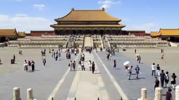 Forbidden City - Great Attractions (Beijing, China)