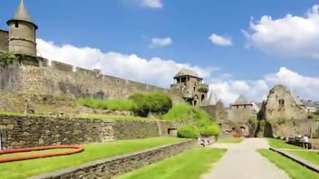 Fougeres Castle - Great Attractions (France)
