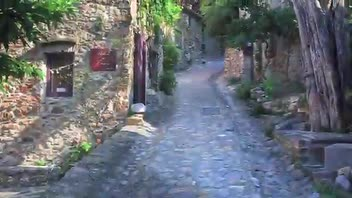 French Village of Castelnou - Great Attractions (Castelnou, France)