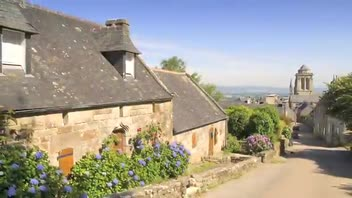French Village of Locronan - Great Attractions (Locronan, France)