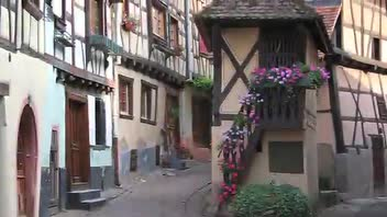 French Village of Eguisheim - Great Attractions (Eguisheim, France)