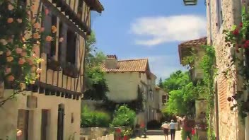 French Village of Pujols - Great Attractions (Pujols, France)
