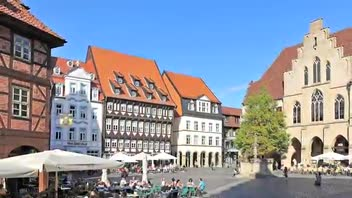 German Town of Hildesheim - Great Attractions (Hildesheim, Germany)