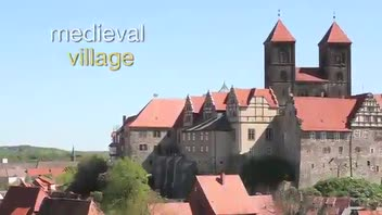 Town of Quedlinburg - Great Attractions (Germany)