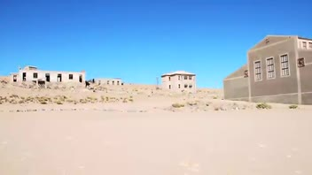 Ghost Town of Kolmanskop - Great Attractions (Namibia)