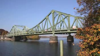 Glienicke Bridge - Great Attractions (Berlin, Germany)