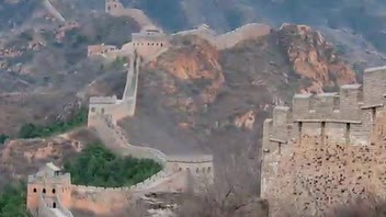 Great Wall of China - Great Attractions (China)