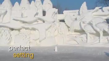 Harbin Ice and Snow Festival - Great Attractions (Harbin, China)