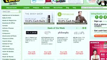 How to Use Ebates to Get Rebates