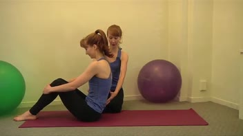 How to Do Pilates Seal Exercise - Women's Fitness