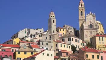 Italian Town of Cervo - Great Attractions (Cervo, Italy)