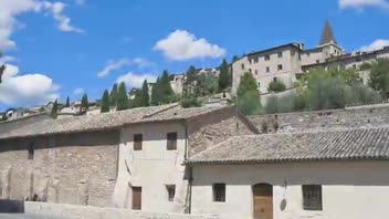 Italian Town of Spello - Great Attractions (Spello, Italy)