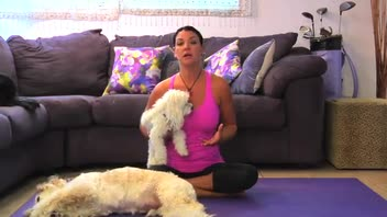 Doga Fun: Ohming (Yoga with Pets)