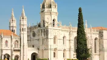 Jeronimos Monastery - Great Attractions (Lisbon, Portugal)