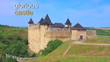 Khotyn Fortress - Great Attractions (Ukraine)