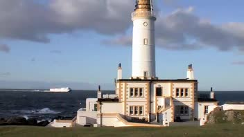 Unusual Hotels - Corsewall Lighthouse Hotel