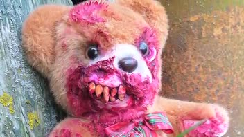 Zombie Teddy Bears Are Coming