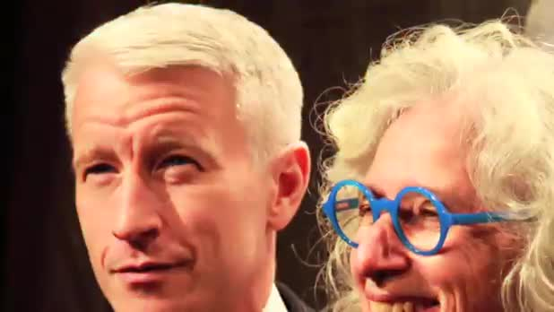 Anderson Cooper - Top 10 Fun Facts