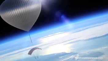 Balloon Ride Promises Space-Like Experience