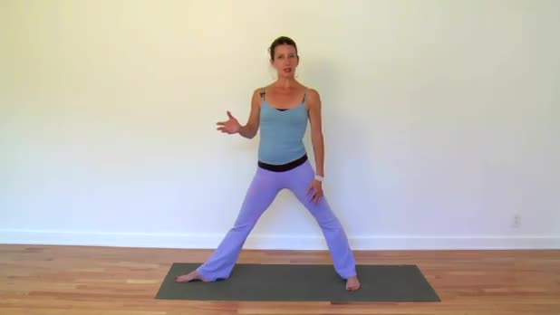 Kundalini Yoga - Dynamic Archer Pose - Women's Fitness