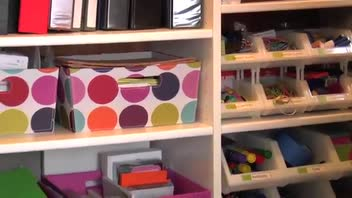 How to Reduce Clutter in Office Closets