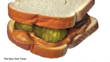 Is Peanut Butter & Pickle Next Sandwich Craze?