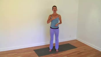 Kundalini Yoga - Dynamic Standing Forward Fold - Women's Fitness