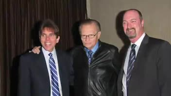 Larry King - Top 10 Fun Facts