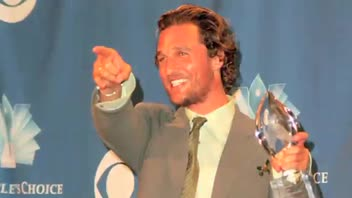 Matthew McConaughey - Top 10 Fun Facts