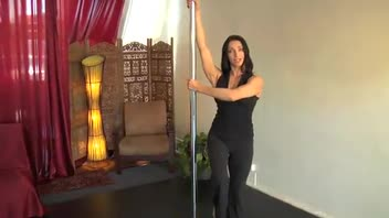 Pole Dancing for Fitness - Chair