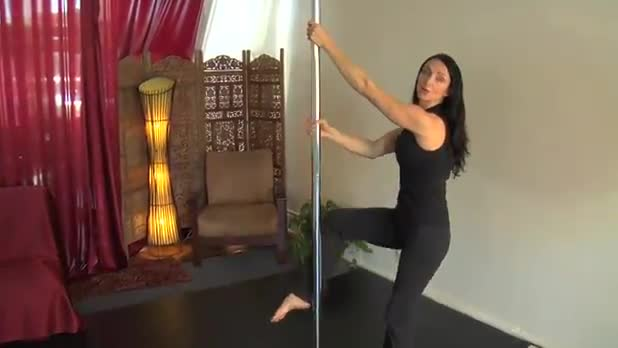 Pole Dancing for Fitness - Dip & Body Wave