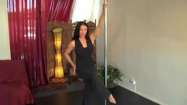 Pole Dancing for Fitness - Fireman & Bottoms Up