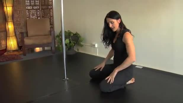 Pole Dancing for Fitness - Speed Bump Up